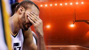 Теперь и в НБА остановили сезон. Центровой «Юты» Руди Гобер официально заразился коронавирусом