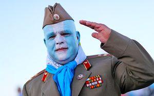 Приход Марадоны, отданная честь Аргентины и космический Стас в Питере. Лучшие фото восьмого дня ЧМ