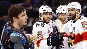 Еще один русский хоккеист собрался в Америку. Сергеев хочет во «Флориду», где у него вообще нет перспектив