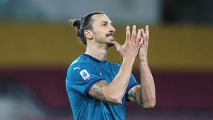 «Милан» одержал гостевую победу над «Ромой». Ибрагимович и Ребич травмировались