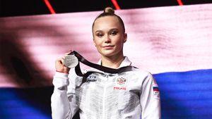 Сборная России стала первой на ЧЕ по гимнастике. В последний день медали взяли Мельникова и Белявский