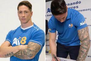 Фернандо Торрес после завершения карьеры стал похож на регбиста: фото