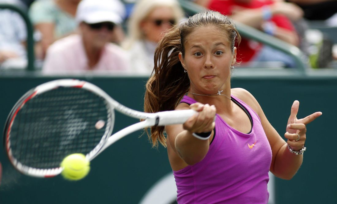 Теннисистка Касаткина проиграла настарте турнира вШтутгарте
