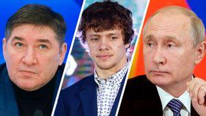 «Он пожалеет, что бросался такими высказываниями». Что говорят о речи Панарина про Путина и политику