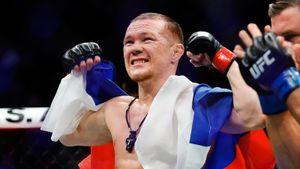 Петр Ян— следующий чемпион UFC изРоссии? Запояс онподерется сбойцом, которого за13 секунд вырубил Макгрегор