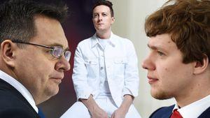 «Если люди за Навального — их поносят, если за Путина — то же самое». Шоумен Ярушин — о скандале с Панариным
