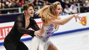 Самая красивая пара российского фигурного катания: Степанова и Букин уже ставят мировые рекорды