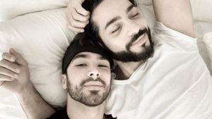 Серебряный призер ОИ-2018 признался, что он гей. Французский фигурист Сизерон выложил фото со своим парнем