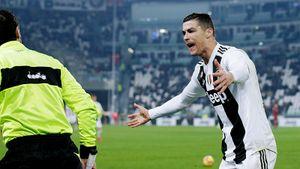 В матче «Юве» — «Рома» арбитр отменил гол из-за фола, который спровоцировал обрез и контратаку