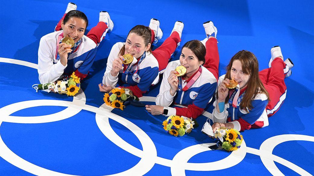 Олимпиада в Токио: США лидируют по общему количеству медалей (38), Россия  на 3-м месте (28)