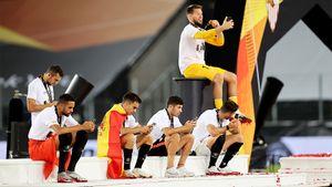 Названа команда сезона Лиги Европы. В нее вошли 23 игрока
