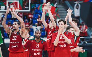 «Локомотив-Кубань» победил «Химки» в стартовом матче 1/4 финала Единой лиги ВТБ