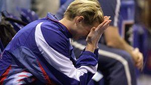 Как гимнастку Хоркину довели до слез. Она была фаворитом Олимпиады-2000, но ошибка организаторов лишила ее мечты