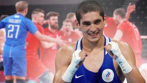 У России золото в боксе и борьбе! Сидорова взяла серебро Олимпиады, а волейболисты и пляжники вышли в финал