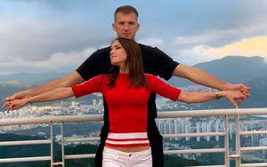Вдова 22-летнего футболиста «Локомотива»: «Хочу к мужу. Купила нам два места на кладбище, памятник уже выбрала»