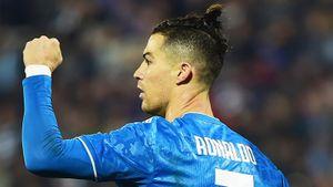 Роналду повторил рекорд Серии А, забив в11-м матче подряд врамках одного сезона