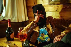 Экс-футболист «Спартака» стал рэпером, носкрывал это, пряча лицо под балаклавой