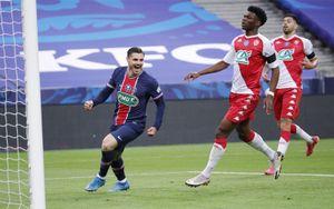 «ПСЖ» обыграл «Монако» в финале Кубка Франции