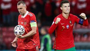 7 топ-событий группового этапа Евро-2020: позор сборной России, рекорды Роналду и другие яркие моменты