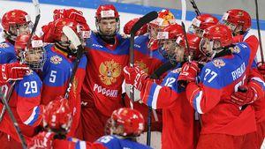 Героическая победа русских юниоров! Отыгрались с 0:2 и 2:4, выйдя в финал неофициального ЧМ
