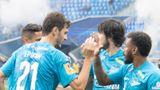 «Зенит» выиграл у «Ахмата» и вернулся на первое место в РПЛ