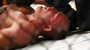 Самая низкая посещаемость в2019-м, Хабиб инокаутированный Олейник. Почему мызапомним UFC вПитере
