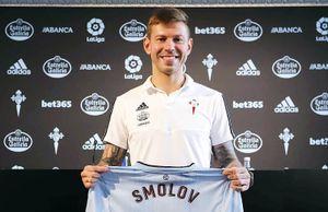 «Это было похоже нафильм». Смолов рассказал остремительном переходе из«Локомотива» в«Сельту»