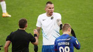 Ротенберг объявил о переходе Заболотного в ЦСКА: «Самовольно ушел, даже не предупредив меня»