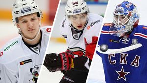 Большой переезд русских хоккеистов вАмерику. 18 игроков могут променять КХЛ наНХЛ