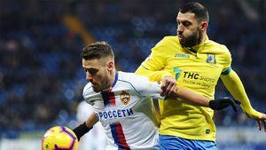 «Ростов» не забил в третьем матче подряд, а Влашич — с пенальти. Ничья в «исландском» дерби