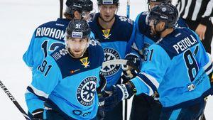 Сибирский король пятака шокировал «Ак Барс» хет-триком. До этого Казань проигрывала только чемпионам