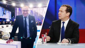 «Не про Дзюбу же спрашивать». Генич — о том, как его отправили к Медведеву с вопросом о допинге