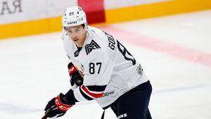В ЦСКА опять не рассмотрели большой талант. Голдобина быстро списали, а теперь он стал звездой КХЛ
