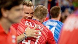 Россия прошла групповой этап ЧЕ по волейболу без потерь. В последнем матче наши не заметили хозяев