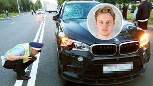 Сын экс-министра спорта сбил насмерть велосипедиста. Артем Иванюженков играл в КХЛ, а сейчас выступает в Америке