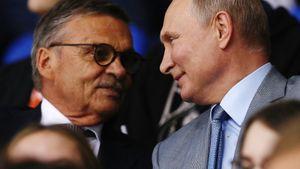 Президент IIHF Фазель: «Я обожаю Петербург. Рад, что в 2023 году чемпионат мира пройдет здесь»