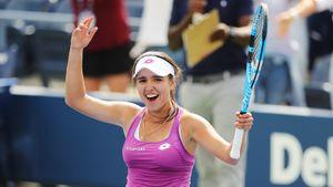 Осорио Серрано победила Зиданшек в финале турнира в Боготе