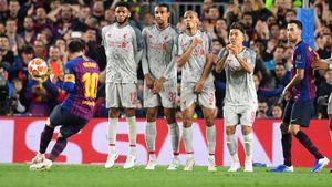 Месси наказал Клоппа, «Барселона» разгромила «Ливерпуль» на «Камп Ноу». Как это было