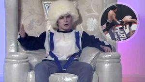 Бойцу, записавшему жесткий клип про Хабиба, дали подраться с дагестанцем. Кузнецов рубился с ним на голых кулаках