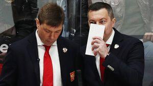 «Как-то странно все происходит». Что говорят овнезапной смене тренера вхоккейной сборной России