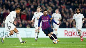 Месси будет финтить, Рамос— удаляться, судьи— смотретьVAR. Прогнозы на«Реал»— «Барселона»