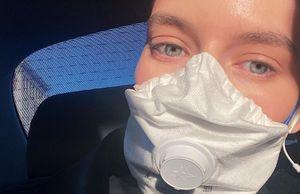 «Берегите моих девочек». Экс-жена Зайцева попросила родителей хоккеиста уберечь еедетей откоронавируса