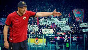 Овчинников сорвался на фанатов ЦСКА — они скандировали «Овчина — пес». С чего началась их вражда