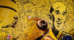 Петиция фанатов обизменении логотипа НБА вчесть погибшего Брайанта собрала два миллиона подписей