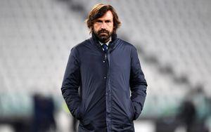 «Ювентус» объявил об уходе Пирло с поста главного тренера