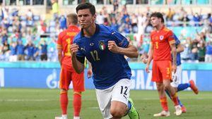 Сборная Италии повторила свою рекордную серию из 30 матчей без поражений