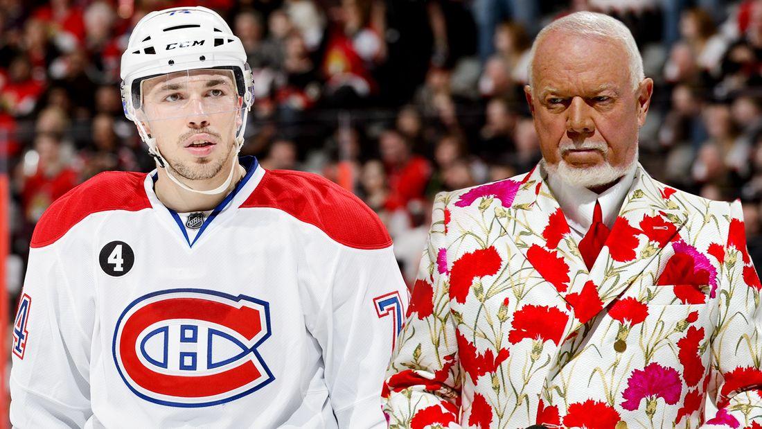 К нему нет никакого уважения. Как русского хоккеиста Емелина критиковали в Америке за жесткие силовые приемы