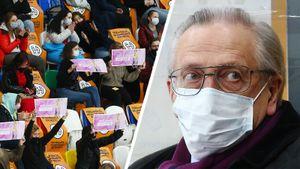 В ФФККР отреагировали на слова американского журналиста о санитарных нарушениях на этапе Гран-при в Москве