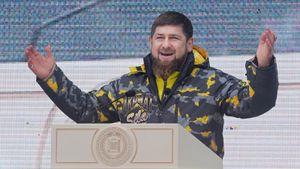 «Виноваты неспортсмены ичиновники, аАмерика». Кадыров призвал выступить против США иЕвропы