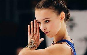 Щербакова наSkate America исполнила самый дорогой элемент вистории женского фигурного катания